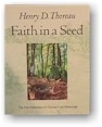 Faith in a Seed, Henry David Thoreau - PaperBack