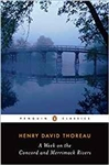 A Week on the Concord and Merrimack Rivers - Henry David Thoreau, H. Daniel Peck