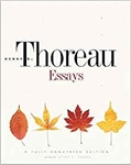 Essays: A Fully Annotated Edition - Henry David Thoreau,  Jeffrey S. Cramer (Paperback)