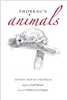 Thoreau's Animals - Henry David Thoreau, Geoff Wisner