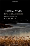 Thoreau at 200: Essays and Reassessments - Case & Van Anglen, eds.
