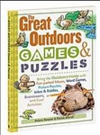 The Great Outdoors Games & Puzzles - Helene Hovanec & Patrick Merrell
