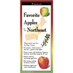 Favorite Apples of the Northeast (folding guide) - Roger Yepsen