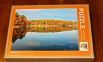 Walden Pond in Fall - Jigsaw Puzzle (100 pieces)