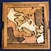 Animals of the Appalachians Wood Puzzle
