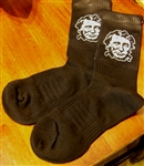 Henry David Thoreau Portrait Socks (one pair)