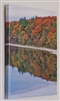 Autumn at Walden Pond - Photographic Canvas by Andrew Syiek