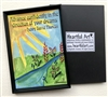 "Heartful Art Magnet - Thoreau Quote: ""Advance confidently in the direction of your dreams"""