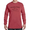 Walden Pond Minnow Long-Sleeved Shirt