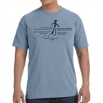 Different Drummer T-shirt with Thoreau Quote
