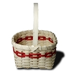Basket Weaving 101: One Quart Berry Picking Basket