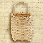Basket Weaving 101: Wall Basket