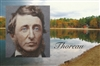 Thoreau at Walden Pond Postcard - Bonnie McGrath