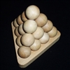 Cannonballs Wood Puzzle