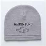 Walden Pond Winter Knit Beanie
