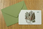 Thoreau Society & Shop Gift Card - $25