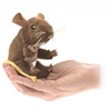 Field Mouse Finger Puppet