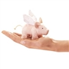 Piglet with Wings Finger Puppet