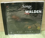 Songs of Walden - Bill Perry (CD)