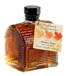 Large Glass Cabin of Maple Syrup