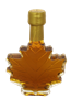 Large Glass Leaf filled with Maple Syrup