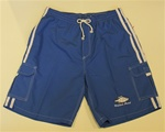 Men's Swim Trunks with Walden Pond Minnow Design