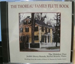 The Thoreau Family Flute Book - The Walden Duo (CD)