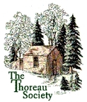 Thoreau Society Membership - Individual (International) - Good for Renewal or New Membership