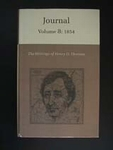 Journal, volume 8 by Thoreau
