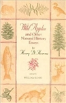 Wild Apples and Other Natural History Essays - Henry D. Thoreau, William Rossi