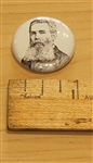 Herman Melville Literary Button