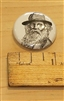 Walt Whitman Literary Button